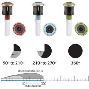 Duza Hunter MP rotator 1000, R=360°