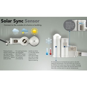 Ministatie Solar Synic pentru Hunter X-Core si I-Core