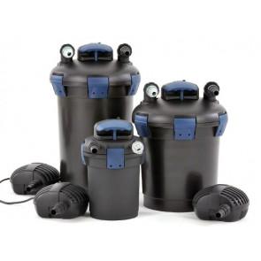 Filtru de presiune BioPress Set 4000, filtru de presiune si UVC + pompa