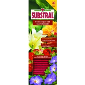 Ingrasamant Substral pentru plantele cu flori, betisoare
